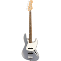 Fender Player Jazz Bass® PF Silver