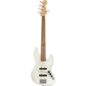 Fender Player Jazz Bass® V PF Polar White