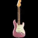 Fender Vintera '60s Stratocaster® Modified Pau Ferro Fingerboard Burgundy Mist Metallic