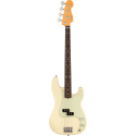 Fender American Pro II Precision Bass® RW Olympic White