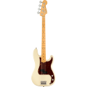 Fender American Pro II Precision Bass® MN Olympic White