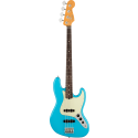 Fender American Pro II Jazz Bass® RW Miami Blue