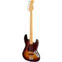 Fender American Professional II Jazz Bass® Maple Fingerboard 3-Color Sunburst