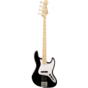 Fender U.S.A. Geddy Lee Jazz Bass® MN Black
