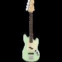 Fender American Performer Mustang Bass® RW Satin Surf Green