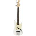 Fender American Performer Mustang Bass® RW Arctic White
