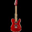 Fender Special Edition Custom Tele® FMT HH LF Crimson Red Transparent