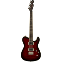 Fender Special Edition Custom Tele® FMT HH LF Cherry Burst