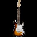 Squier Bullet® Stratocaster® HSS LRL Brown Sunburst
