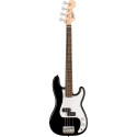 Squier Mini P Bass® Laurel Fingerboard Black