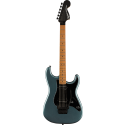 Squier Contemporary Stratocaster® HH FR RMN Black Pickguard Gunmetal Metallic