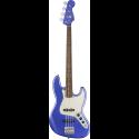 Squier Contemporary Jazz Bass® LRL Ocean Blue Metallic