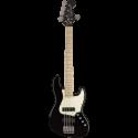 Squier Contemporary Active Jazz Bass® V HH MN Black