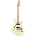 Affinity Series™ Starcaster® Maple Fingerboard Olympic White