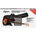 Squier Affinity Series™ Precision Bass® PJ Pack LRL 3TS