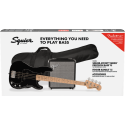 Squier Affinity Series™ Precision Bass® PJ Pack MN BLK