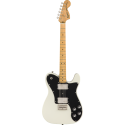 Squier Classic Vibe '70s Telecaster® Deluxe MN Olympic White