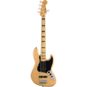 Squier Classic Vibe '70s Jazz Bass® V MN Natural