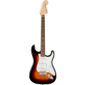 Squier Affinity Series™ Stratocaster® LF White Pickguard 3TS
