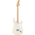 Squier Affinity Series™ Stratocaster® MN White Pickguard OLW