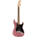 Squier Affinity Series™ Stratocaster® HH LF Black Pickguard Burgundy Mist
