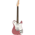 Squier Affinity Series™ Telecaster® Deluxe LF White Pickguard Burgundy Mist