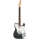 Squier Affinity Series™ Telecaster® Deluxe LF White Pickguard Charcoal Frost Metallic