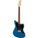 Squier Affinity Series™ Jazzmaster® LF Black Pickguard Lake Placid Blue