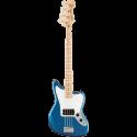 Squier Affinity Series™ Jaguar® Bass H MN White Pickguard Lake Placid Blue