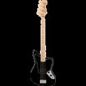 Squier Affinity Series™ Jaguar® Bass H MN Black Pickguard Black