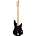 Squier Affinity Series™ P-Bass® PJ MN Black Pickguard Black