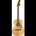 Fender Malibu Player Walnut Fingerboard Natural