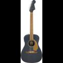 Fender Malibu Player Walnut Fingerboard Midnight Satin