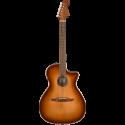 Fender Newporter Classic PF Aged Cognac Burst