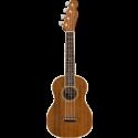 Fender Zuma Concert Ukulele Walnut Fingerboard Natural