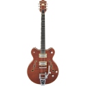 Gretsch G6609TFM Players Edition Broadkaster® Center Block Double-Cut Bourbon Stain