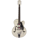 """G5410T Electromatic® """"Rat Rod"""" Hollow Body Single-Cut with Bigsby® Rosewood Fingerboard Matte Vintage White"""