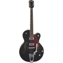 """G5410T Electromatic® """"Rat Rod"""" Hollow Body Single-Cut with Bigsby® Rosewood Fingerboard Matte Black"""