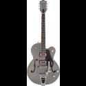 "G5410T Electromatic® ""Rat Rod"" Hollow Body Single-Cut with Bigsby® Rosewood Fingerboard Matte Phantom Metallic"