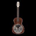 G9200 Boxcar™ Round-Neck Resonator Guitar Natural
