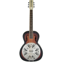 Gretsch G9220 Bobtail™ Round-Neck A.E. Mahogany Body Spider Cone Resonator Guitar Fishman® Nashville Resonator Pickup 2-Color Sunburst