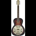Gretsch G9240 Alligator™ Round-Neck Mahogany Body Biscuit Cone Resonator Guitar 2-Color SB