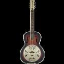 Gretsch G9241 Alligator™ Biscuit Round-Neck Resonator Guitar with Fishman® Nashville Pickup 2-Color Sunburst