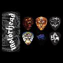 D'addario ADU MHPT03 Motörhead Plectra (6 stuks)