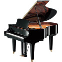 Yamaha C2X SH2 Polished Ebony