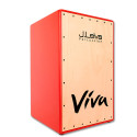 J.Leiva Percussion Viva Red