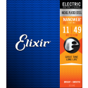Elixir 12102 Electric Nanoweb Medium