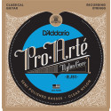 EJ51 Pro-Arte with Polished Basses, Hard Tension