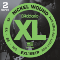 D'addario EXL165TP Twin Pack