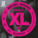 D'addario EXL170TP Twin Pack